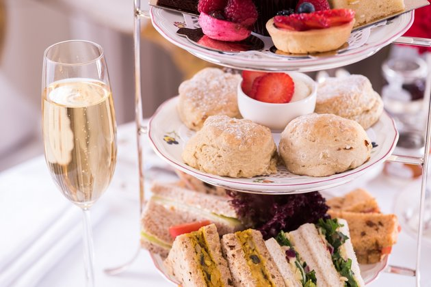 Green Info Session and Vegan Afternoon Tea